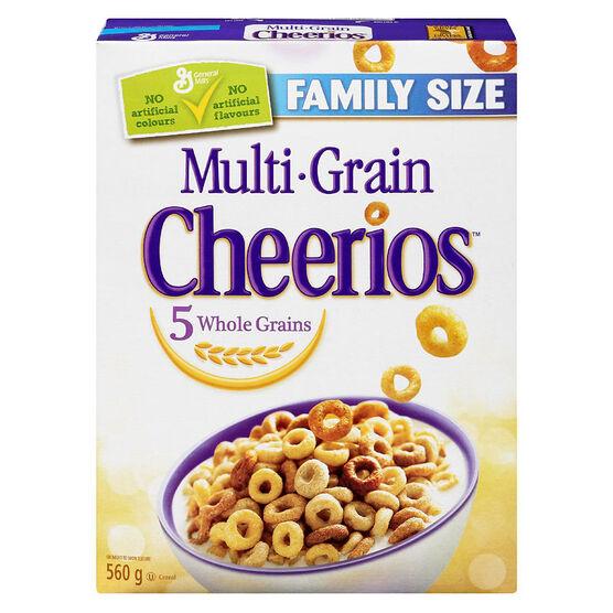 Cheerios Multigrain - 560g