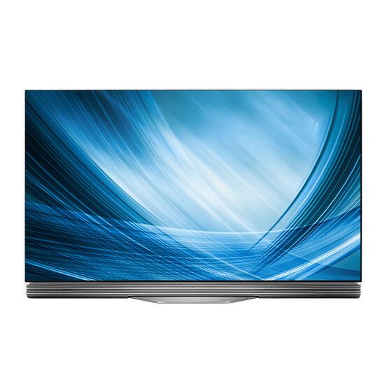 LG 55-in OLED 4K UHD Smart TV with webOS 3.5 - OLED55E7P