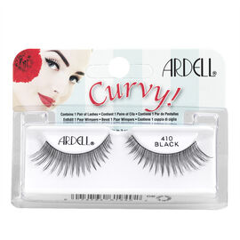 Ardell Curvy! Lashes - 410 - 1 pair