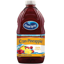 Ocean Spray Cranberry & Pineapple Cocktail Juice - 1.89L