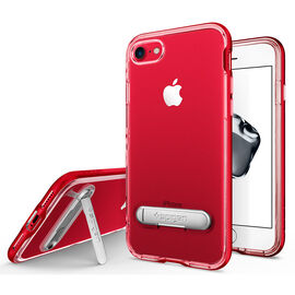 Spigen Crystal Hybrid Case for iPhone 7 - Dante Red - SGP042CS21520
