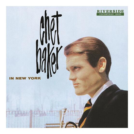 Chet Baker - In New York - Vinyl
