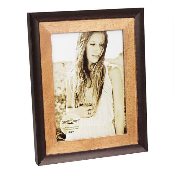 Winfield Core Frame - 5x7-inches - Walnut