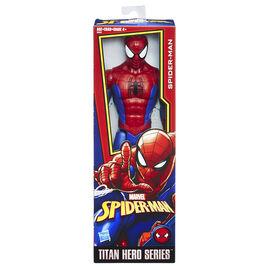 spiderman titan power pack figure