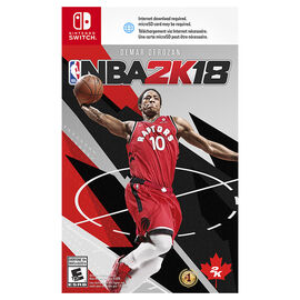 Switch NBA 2K18 Early Tip Off