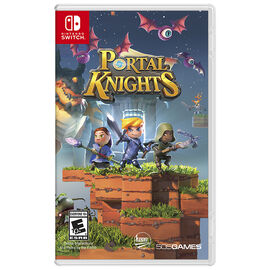 PRE ORDER: Nintendo Switch Portal Knights