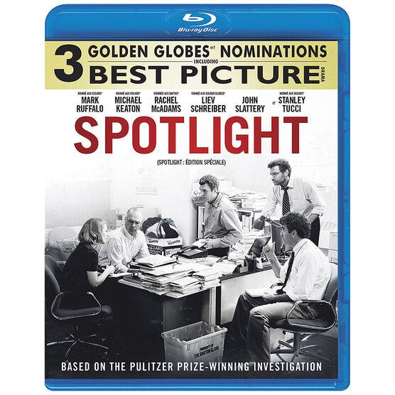 Spotlight - Blu-ray
