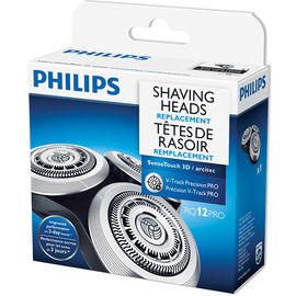 Philips SensoTouch 3D Replacement Shaving Heads - RQ12/73
