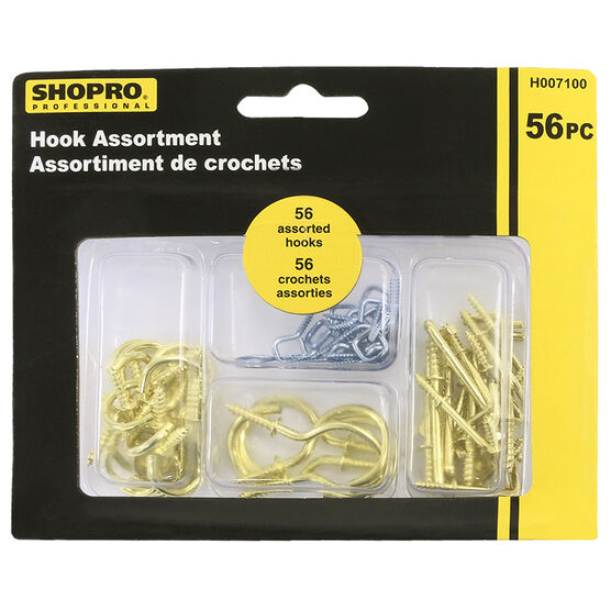 Shopro Hook Assortment - 56's