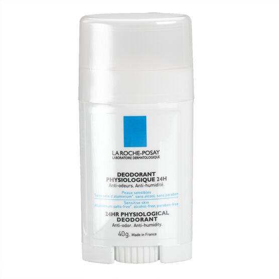 La Roche-Posay Physiological Stick Deodorant - 40g