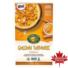 Nature's Path Organic Cereal - Golden Turmeric - 300g