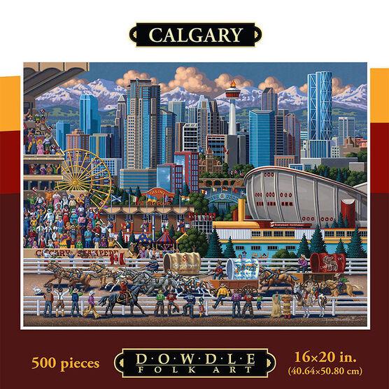 Calgary Puzzle