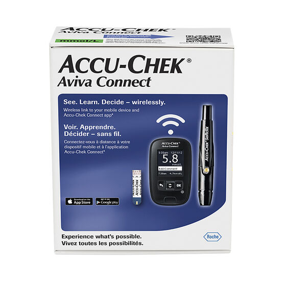 Accu-Chek Aviva Connect Blood Glucose Meter