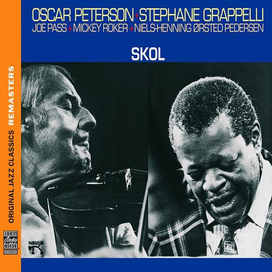 Oscar Peterson & Stephane Grappelli - Skol - Original Recording Remastered) - CD