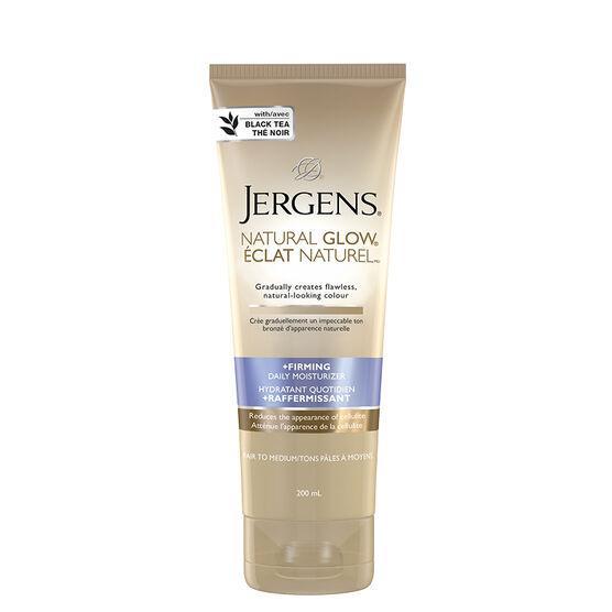 Jergens Natural Glow Daily Moisturizer - Medium Skin Tones - 200ml