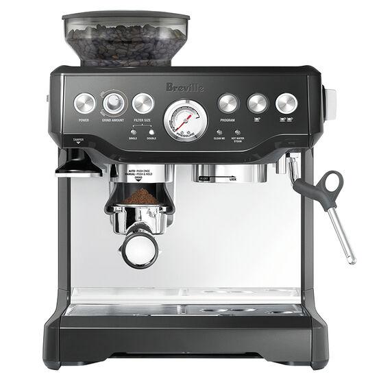 Breville Barista Espresso - Black Sesame - BREBES870BSXL