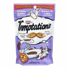 Whiskas Temptations Treats for Cats - Creamy Dairy - 85g