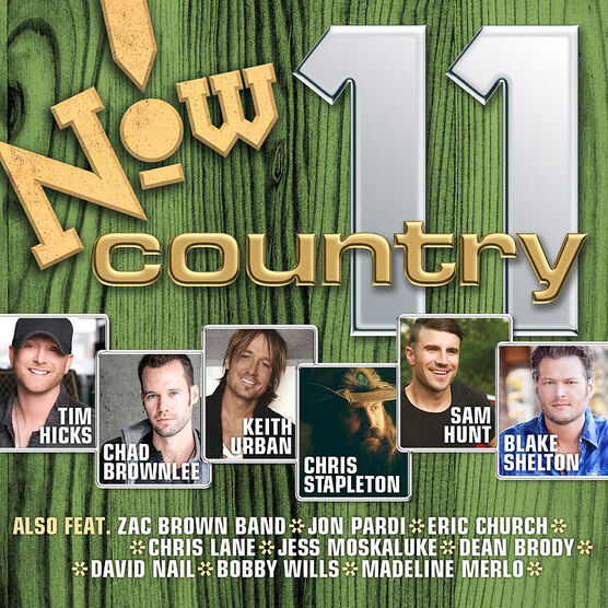 Various Artists - Now! Country 11 - CD