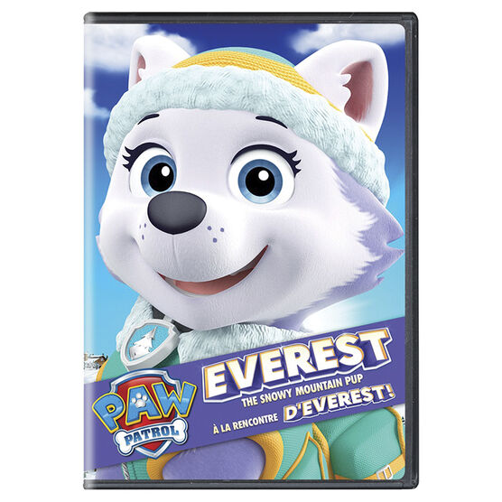 PAW Patrol: Everest - The Snowy Mountain Pup - DVD