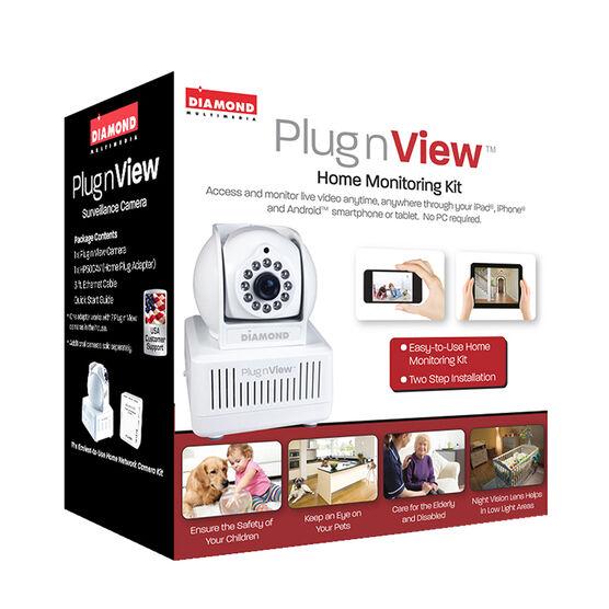 Diamond Plug n View Remote Night Vision Camera - HP500CK