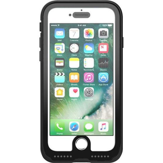 Pelican Marine Case for iPhone 7 - Black/Clear - PNIP7MARBK/CL