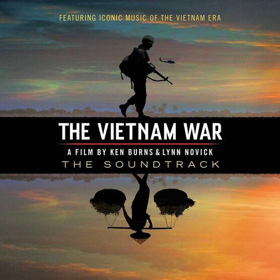 Soundtrack - The Vietnam War: A Film by Ken Burns and Lynn Novick - 2 CD