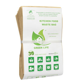 Green Life Kitchen Waste Bags - 30s