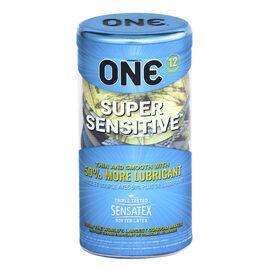 One Condom - Super Sensitive - 12's