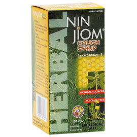 Nin Jiom Herbal Cough Syrup - 150ml