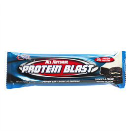 BioX Protein Blast Bar - Cookies & Cream -  72g