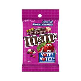 M&M's - Crunchy Raspberry - 95g
