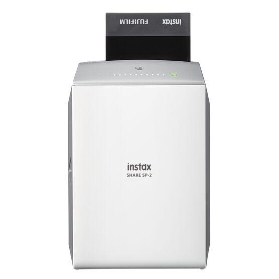 Fuji Instax SHARE SP-2 Printer - Silver - 600016185