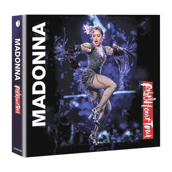Madonna: The Rebel Heart Tour - Blu-ray + CD