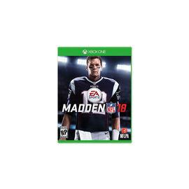 Xbox One Madden NFL 18