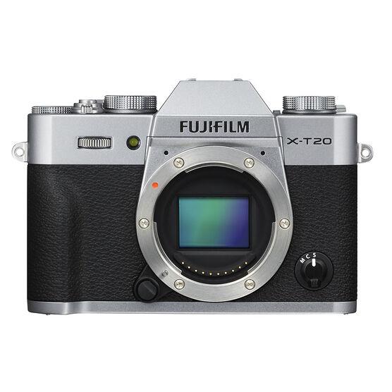 Fujifilm X-T20 Body - Silver - 600018093