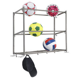 Hyper Tough Wall mount 3-Tier Sports Rack