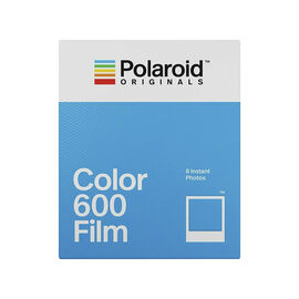Polaroid Originals Colour 600 Film - 8 Exposures - PRD004670
