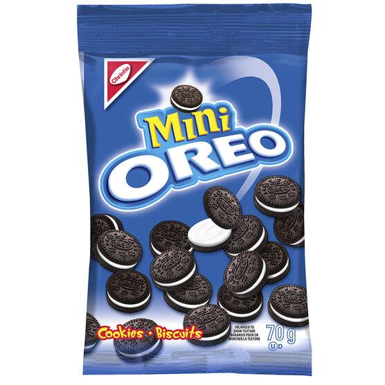 Christie Mini Oreo Cookies - 70g