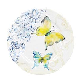 London Drugs Melamine Salad Plate - Butterfly - 9in