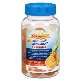 Emergen-C Immune Plus Gummies - 45's