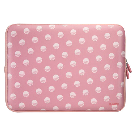 Laut Pop Fashion 13 Inch Notebook Sleeve - Polka Pink