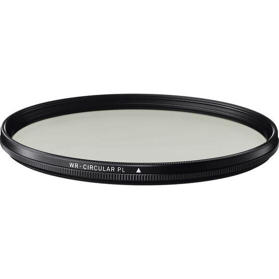 Sigma 62mm Water Repellent Circular PL Lens Filter - S62WRCP