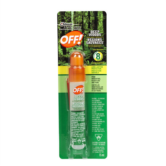 Off Mini Pump Spray - 15ml