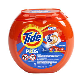 Tide Pods - Original - 42's