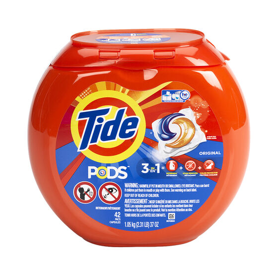 Tide Pods - Original - 42's