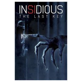 Insidious: The Last Key - Blu-ray