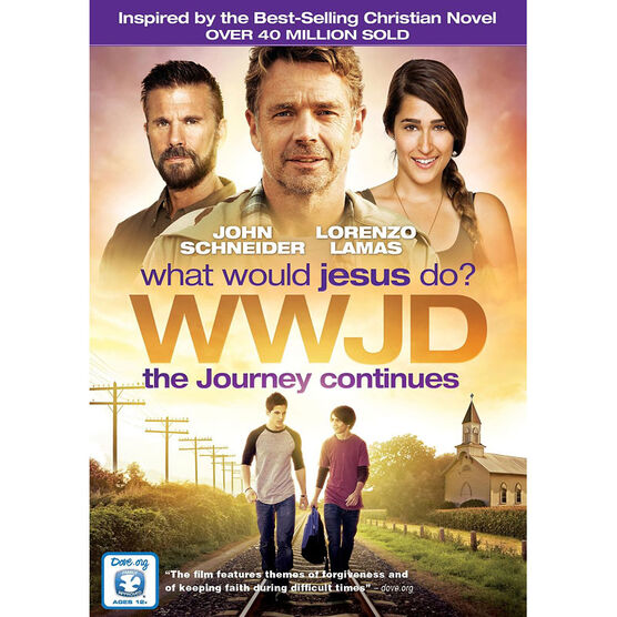 WWJD What Would Jesus Do?: The Journey Continues - DVD