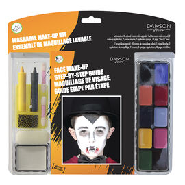 Danson Make-Up Kit With Guide - Assorted