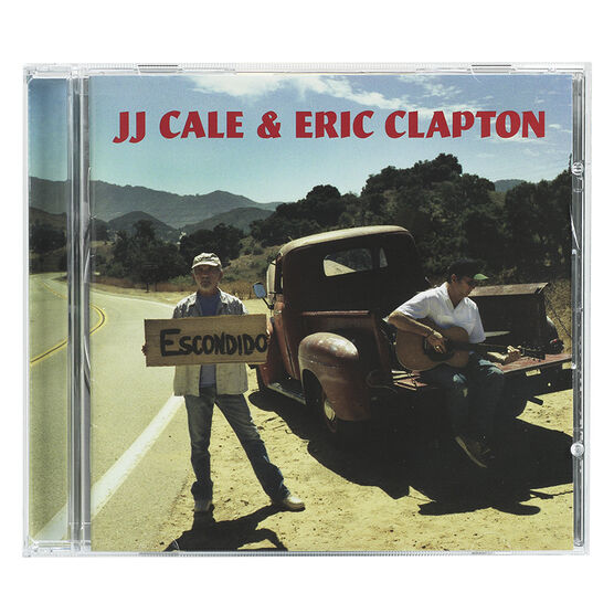 J.J. Cale & Eric Clapton - Road to Escondido - CD