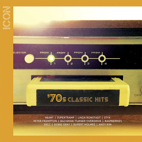 Various Artists - Icon: '70s Classic Hits - CD